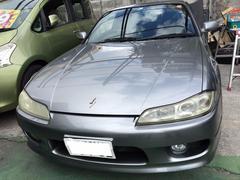 沖縄の中古車 日産 シルビア 車両価格 65万円 リ済込 平成13年 14.7万K ソニックシルバーM