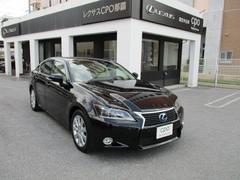 沖縄の中古車 レクサス GS 車両価格 410万円 リ済込 平成27年 1.8万K ブラック