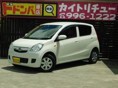沖縄の中古車 ダイハツ ミラ 車両価格 37万円 リ済込 平成20年 7.6万K ホワイト