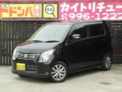 沖縄の中古車 スズキ ワゴンR 車両価格 62万円 リ済込 平成24年 3.1万K ワインM
