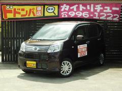 沖縄の中古車 ダイハツ ムーヴ 車両価格 103万円 リ済込 新車  ブラウンM