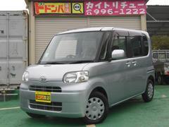 沖縄の中古車 ダイハツ タント 車両価格 43万円 リ済込 平成21年 11.4万K シルバーM