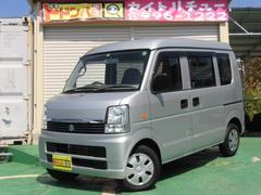 沖縄の中古車 スズキ エブリイ 車両価格 75万円 リ済込 平成22年 2.3万K シルバーM