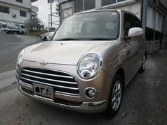 沖縄の中古車 ダイハツ ミラジーノ 車両価格 38万円 リ済込 平成20年 12.5万K ピンク