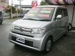 沖縄の中古車 ホンダ ゼスト 車両価格 39万円 リ済込 平成20年 11.1万K シルバー