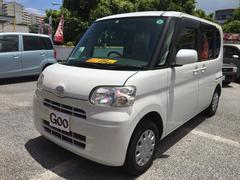 沖縄の中古車 ダイハツ タント 車両価格 47万円 リ済込 平成21年 10.3万K パール