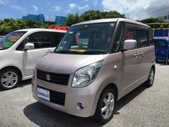 沖縄の中古車 スズキ パレット 車両価格 51万円 リ済込 平成22年 10.2万K ピンク