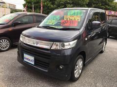 沖縄の中古車 スズキ ワゴンRスティングレー 車両価格 57万円 リ済込 平成23年 11.0万K グレー