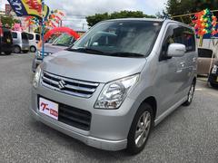 沖縄の中古車 スズキ ワゴンR 車両価格 53万円 リ済込 平成21年 10.3万K シルバー