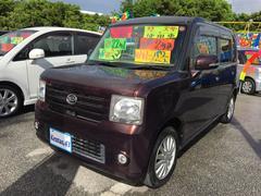 沖縄の中古車 ダイハツ ムーヴコンテ 車両価格 50万円 リ済込 平成22年 10.1万K ブラウン