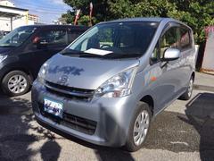 沖縄の中古車 ダイハツ ムーヴ 車両価格 50万円 リ済込 平成24年 11.1万K シルバーM