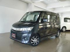 沖縄の中古車 スズキ パレットSW 車両価格 82万円 リ済別 平成22年 3.2万K グレーM