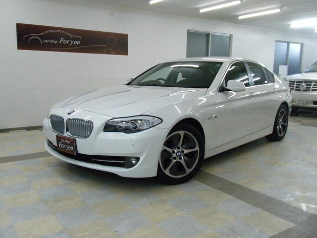BMW 5シリーズ アクティブハイブリッド5 (車検整備付)