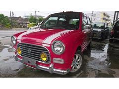 沖縄の中古車 ダイハツ ミラジーノ 車両価格 19万円 リ済込 平成13年 10.5万K レッド