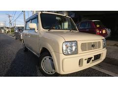沖縄の中古車 スズキ アルトラパン 車両価格 19万円 リ済込 平成17年 11.0万K ベージュ