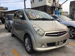 沖縄の中古車 スバル R2 車両価格 19万円 リ済込 平成19年 14.2万K ゴールド