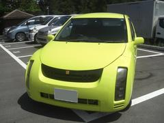 沖縄の中古車 トヨタ WiLL サイファ 車両価格 18万円 リ済込 平成14年 23.0万K イエロー