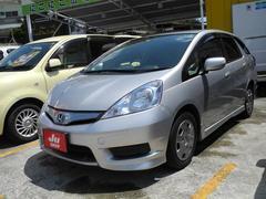 沖縄の中古車 ホンダ フィットシャトルハイブリッド 車両価格 61万円 リ済込 平成24年 17.2万K シルバー