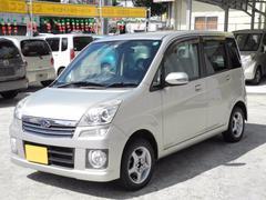 沖縄の中古車 スバル ステラ 車両価格 30万円 リ済込 平成19年 12.5万K ゴールドII