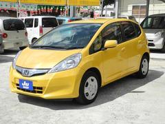 沖縄の中古車 ホンダ フィットハイブリッド 車両価格 70万円 リ済込 平成24年 8.8万K イエローII