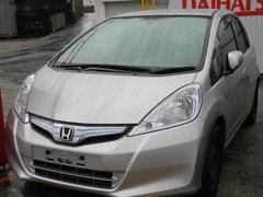 沖縄の中古車 ホンダ フィットハイブリッド 車両価格 70万円 リ済込 平成24年 7.2万K グレーII