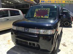 沖縄の中古車 ホンダ ザッツ 車両価格 19万円 リ済込 平成19年 10.8万K ブラック