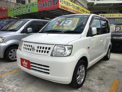 沖縄の中古車 日産 オッティ 車両価格 19万円 リ済込 平成18年 10.2万K ホワイト