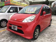 沖縄の中古車 ホンダ ライフ 車両価格 19万円 リ済込 平成16年 13.9万K フレームレッド