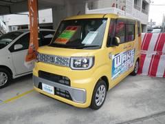 沖縄の中古車 ダイハツ ウェイク 車両価格 156.6万円 リ未 新車  イエロー