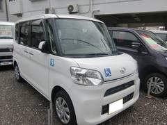 沖縄の中古車 ダイハツ タント 車両価格 143万円 リ未 新車  ホワイト