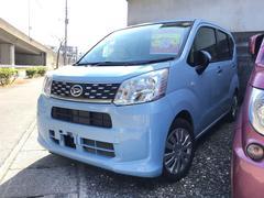 沖縄の中古車 ダイハツ ムーヴ 車両価格 80万円 リ済込 平成27年 3.0万K ブルー