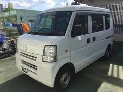 沖縄の中古車 スズキ エブリイ 車両価格 43万円 リ済込 平成21年 13.7万K ホワイト