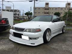沖縄の中古車 トヨタ チェイサー 車両価格 69万円 リ済込 平成10後 14.3万K ホワイトII