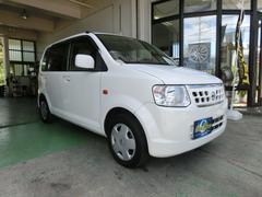 沖縄の中古車 日産 オッティ 車両価格 29万円 リ済別 平成24年 9.5万K ホワイト