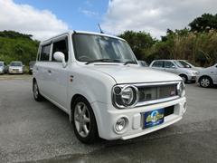 沖縄の中古車 スズキ アルトラパン 車両価格 59万円 リ済別 平成19年 6.1万K ホワイト