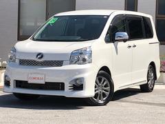 沖縄の中古車 トヨタ ヴォクシー 車両価格 176万円 リ済別 平成24年 8.0万K パールマイカ