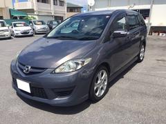 沖縄の中古車 マツダ プレマシー 車両価格 42万円 リ済込 平成20年 8.0万K ガンM