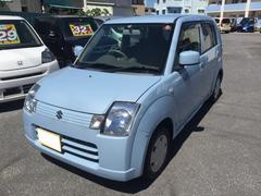 沖縄の中古車 スズキ アルト 車両価格 14万円 リ済込 平成20年 7.9万K ライトブルーM