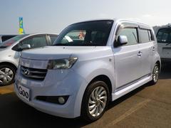 沖縄の中古車 トヨタ bB 車両価格 38万円 リ済込 平成18年 7.7万K パール