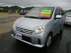 沖縄の中古車 ダイハツ MAX 車両価格 28万円 リ済込 平成16年 7.1万K シルバー