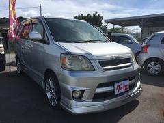 沖縄の中古車 トヨタ ノア 車両価格 36万円 リ済込 平成15年 12.6万K シルバー