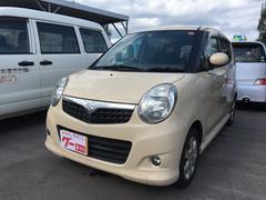 沖縄の中古車 スズキ MRワゴン 車両価格 38万円 リ済込 平成20年 9.1万K ミルクティーベージュメタリック