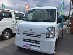 沖縄の中古車 スズキ エブリイ 車両価格 37万円 リ済込 平成23年 16.8万K ホワイト