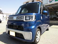 沖縄の中古車 ダイハツ ウェイク 車両価格 115万円 リ済込 平成27年 5.0万K ブルーマイカメタリック