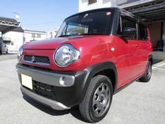 沖縄の中古車 スズキ ハスラー 車両価格 100万円 リ済込 平成28年 4.0万K フェニックスレッドパール
