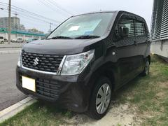 沖縄の中古車 スズキ ワゴンR 車両価格 89万円 リ済別 平成27年 1.1万K パープル