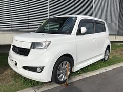 沖縄の中古車 トヨタ bB 車両価格 63万円 リ済別 平成22年 8.3万K パールホワイト