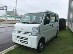 沖縄の中古車 スズキ エブリイ 車両価格 97万円 リ済別 平成28年 662K ホワイト