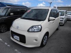 沖縄の中古車 トヨタ ポルテ 車両価格 108.2万円 リ済別 平成25年 3.5万K ベージュ