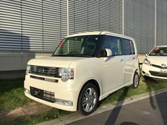 沖縄の中古車 ダイハツ ムーヴコンテ 車両価格 139万円 リ済別 平成28年 0.4万K パールホワイト
